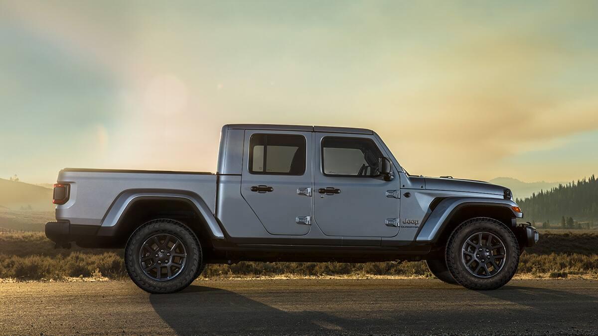 2020 Jeep Gladiator Speed Test