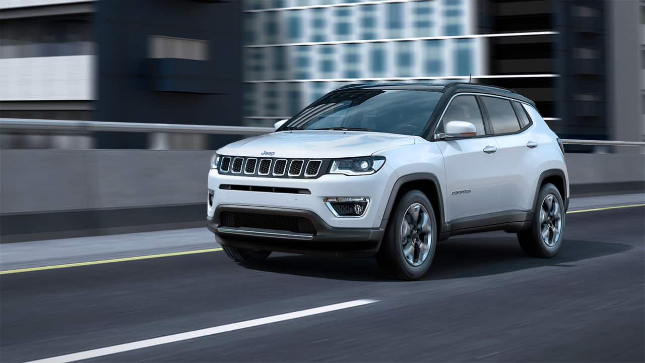 All-New Jeep SUV Limited