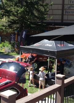 Evento Jeep Jackson Hole Mountain Resort