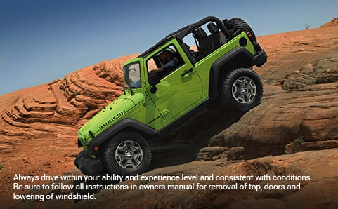 Jeep Capabilities  4x4 Off Road Guides