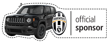 2015 Jeep Juventus Renegade Sticker