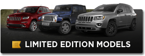 Jeep Limited Editions