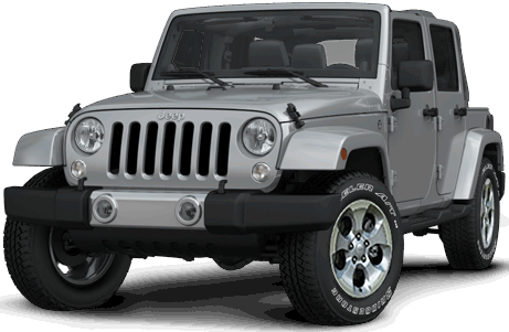 WRANGLER UNLIMITED 2014