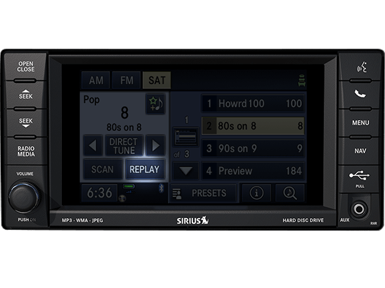 Jeep Uconnect Systems