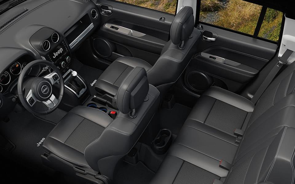 '14 Compass For Sale at Pomoco Chrysler Dodge Jeep RAM of Hampton's Dealership near Norfolk VA
