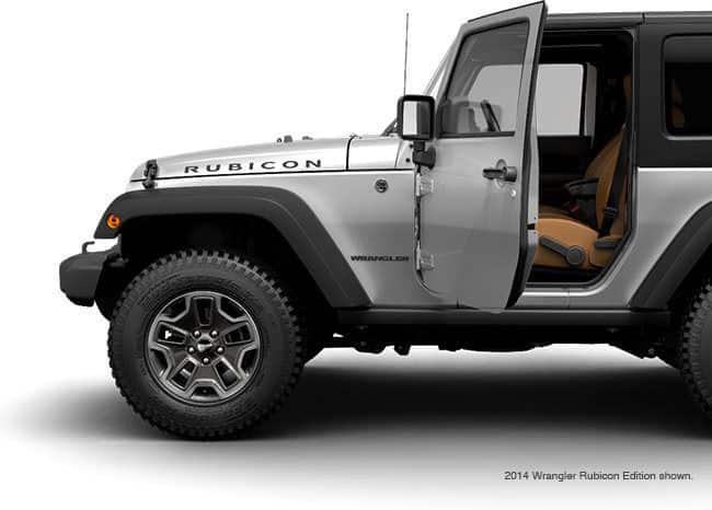 2014 jeep wrangler unlimited exterior features. Black Bedroom Furniture Sets. Home Design Ideas