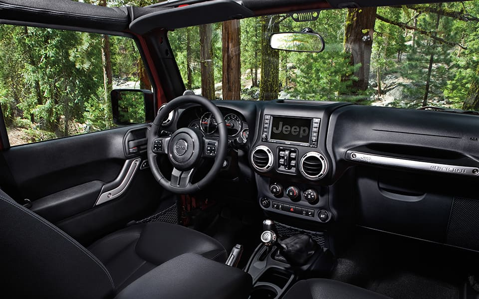 2015 Jeep Wrangler Unlimited for lease near Fort Pierce, Florida