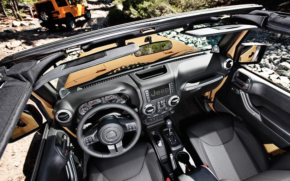Used 2014 Jeep Wrangler Unlimited Impressions Used 2014 Jeep