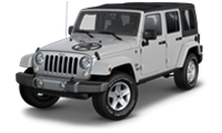 2014 Wrangler Unlimited Freedom