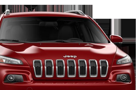 Jeep Cherokee 2015 - Deep Cherry Red