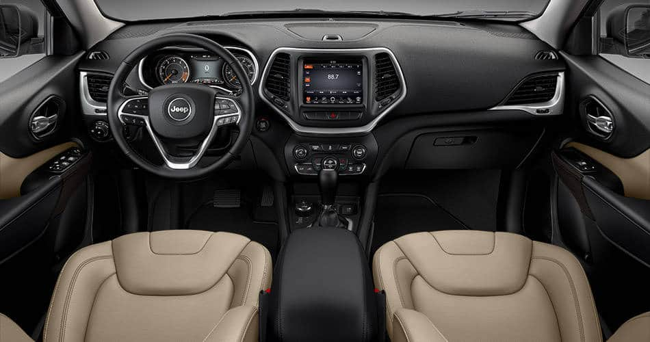 Jeep cherokee 2015 caracter sticas interiores - 2016 jeep compass interior lights ...