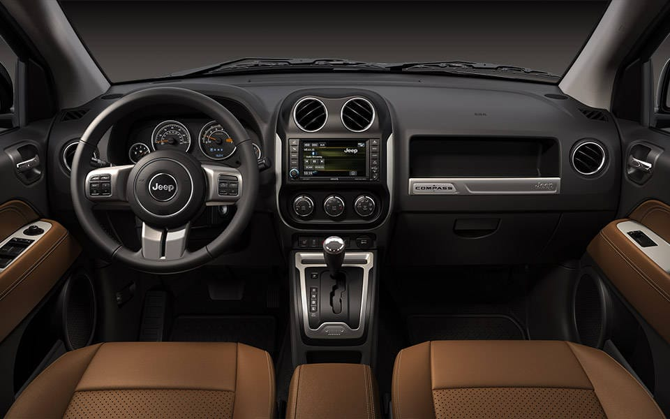 2015 jeep compass photo and video gallery. Black Bedroom Furniture Sets. Home Design Ideas