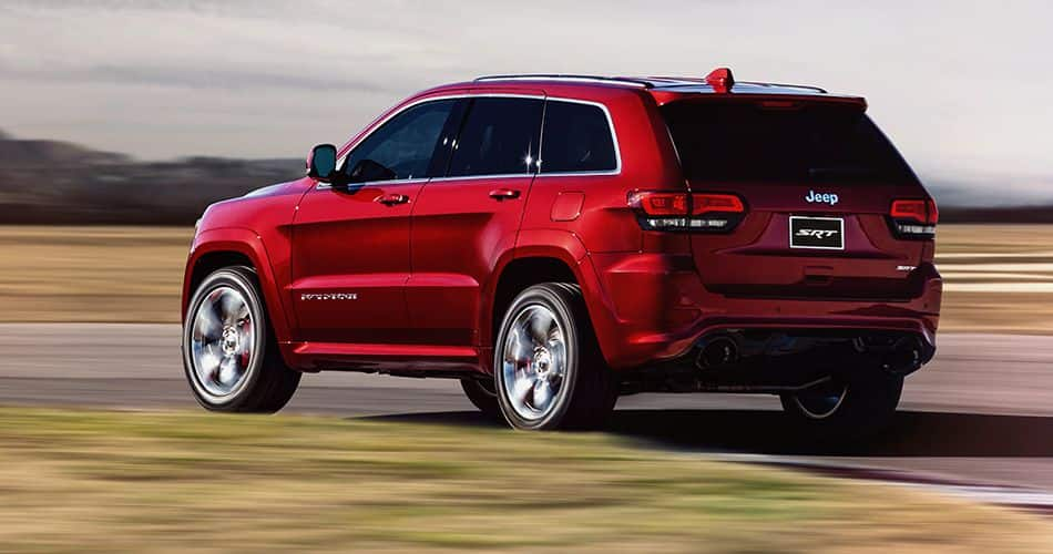 New 2015 Jeep Grand Cherokee Srt For Sale Near Chicago Il