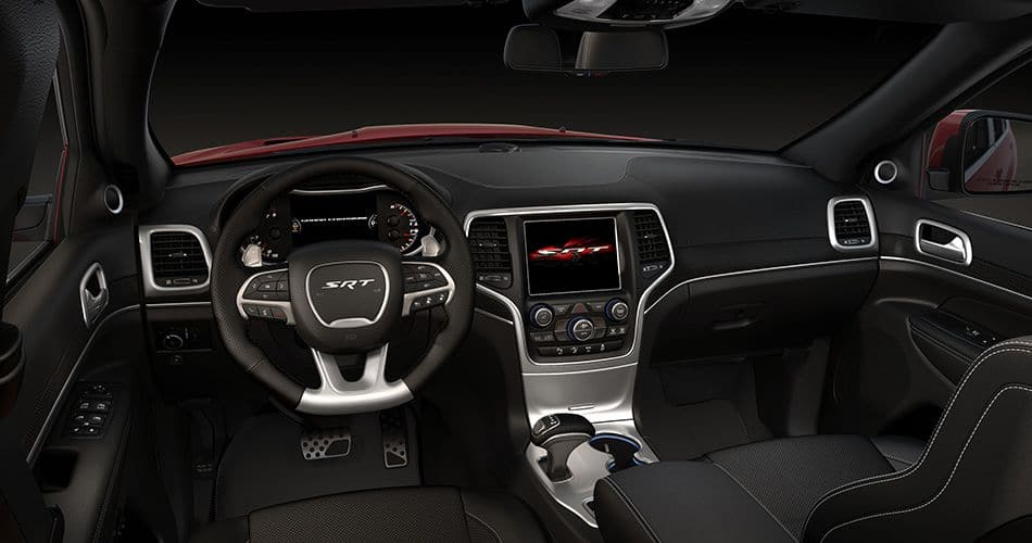 2015 Jeep Grand Cherokee SRT - Performance Luxury SUV