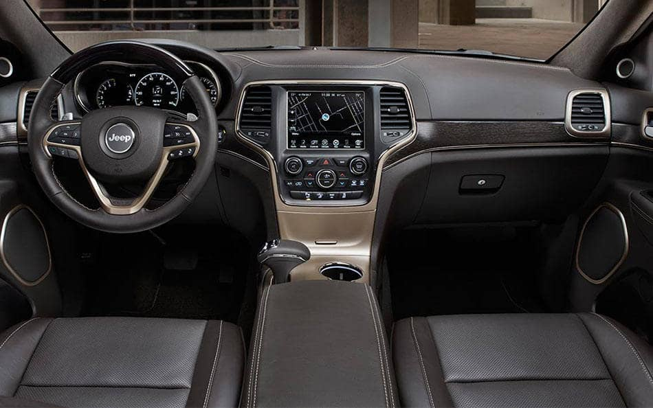 2015 jeep grand cherokee interior. Cars Review. Best American Auto & Cars Review