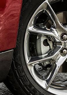 Jeep Grand Cherokee 2015: ruedas de aluminio pulido satinado