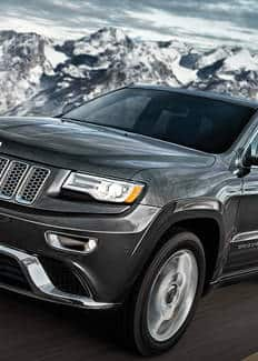 2015 Jeep Grand Cherokee noise cancellation