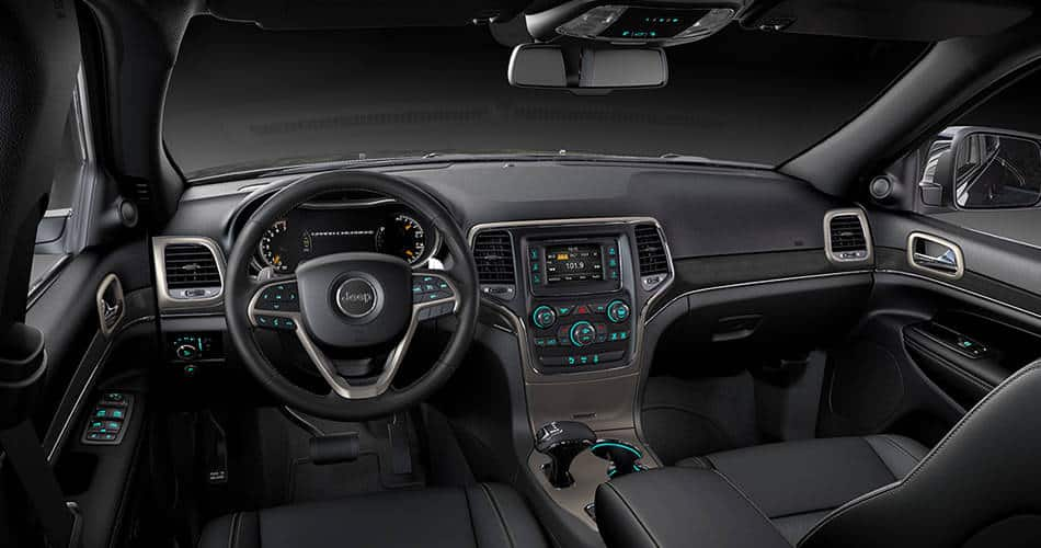 Jeep Grand Cherokee 2015 Caracter Sticas Interiores De Comodidad