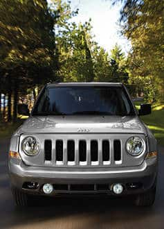 7 slot grill on jeep