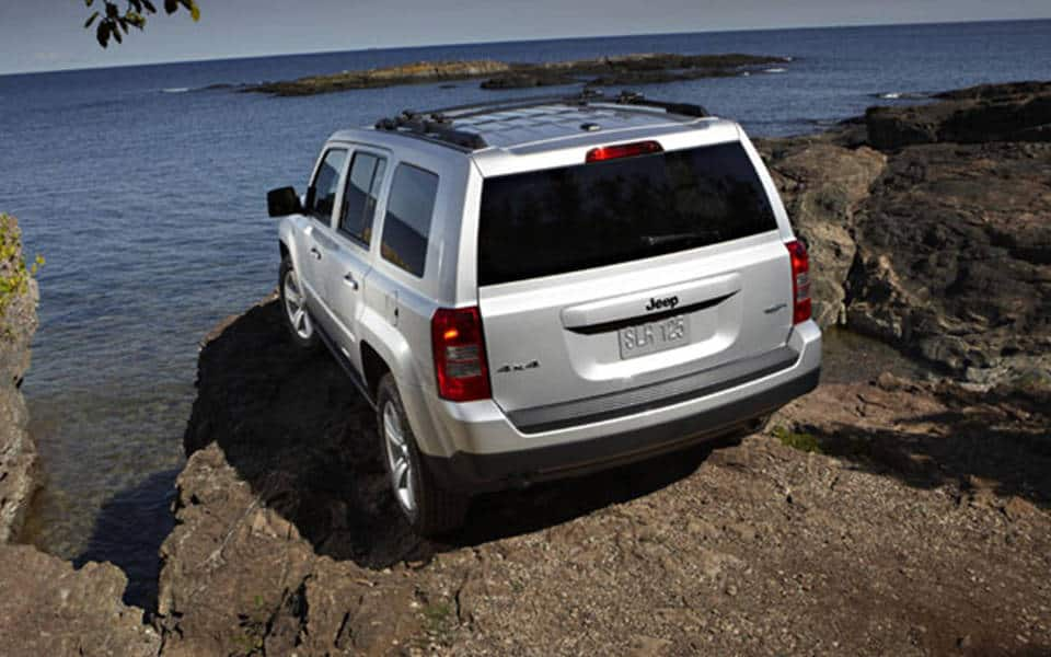2015 Jeep Patriot Photo And Video Gallery