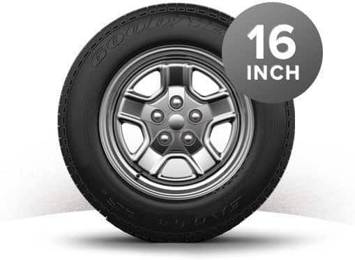 2015 Jeep Patriot 16 Inch Styled Steel Wheels