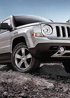 2015 Jeep Patriot 4x4 off road capable