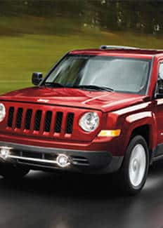 2015 Jeep Patriot all weather capable