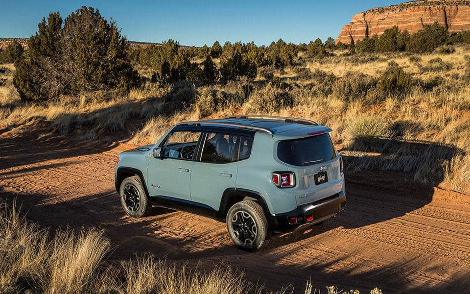 2015 Jeep Renegade for lease near ,