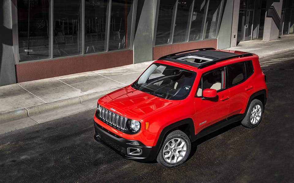 2015 Jeep Renegade for sale near Rocky Mount, North Carolina