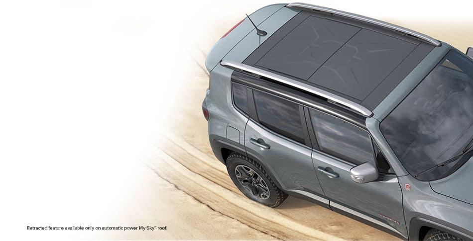 2015 jeep renegade exterior features. Black Bedroom Furniture Sets. Home Design Ideas