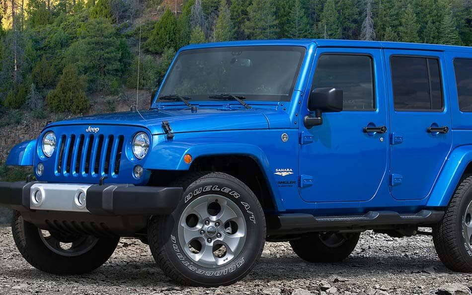 2015 Jeep Wrangler Unlimited For Sale Near Kernersville, North Carolina