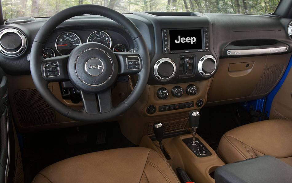2015 Jeep Wrangler Unlimited for lease near Gloucester, Massachusetts