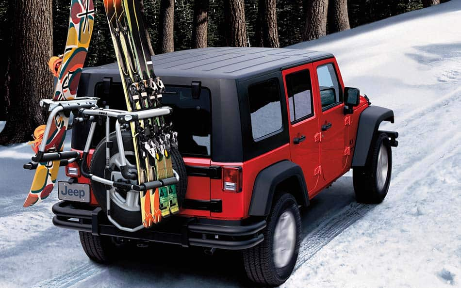 New 2015 Jeep Wrangler Unlimited For Sale Near Milwaukee