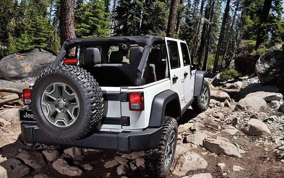 2015 Jeep Wrangler Unlimited for sale near Peoria, Illinois