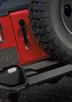 Wrangler 2015 en flame red