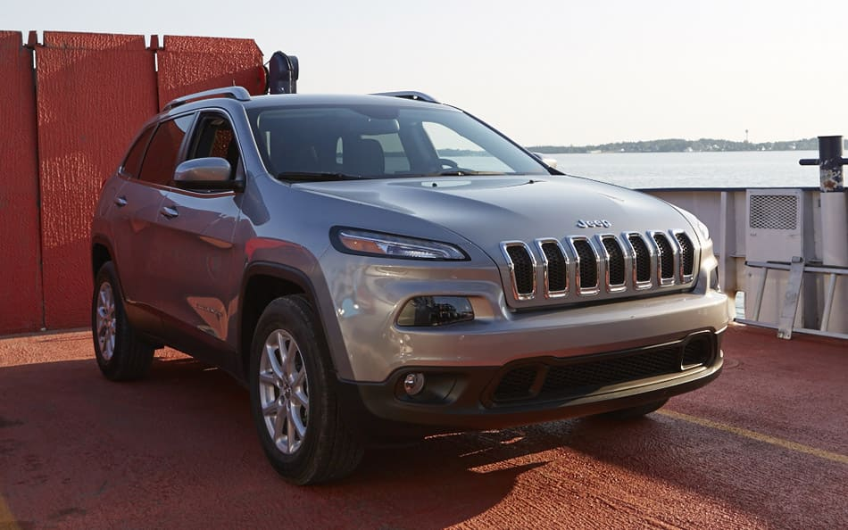 2016 Jeep Cherokee near Woodbridge