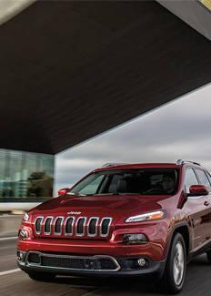 Autonomía de Jeep Cherokee