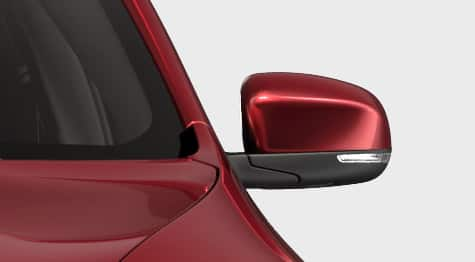 2016 Jeep Cherokee Foldaway Side Mirrors