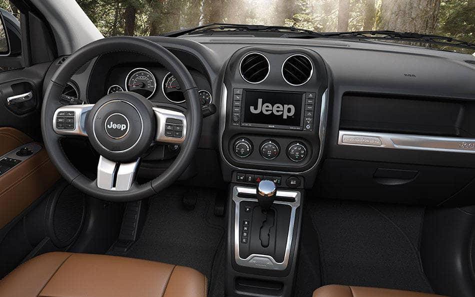 New 2016 Jeep Compass for sale near Detroit MI, Ypsilanti ...