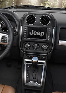 ... 2016 Jeep Compass Leather Steering Wheel ...