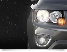 2016 Jeep Compass Headlamps