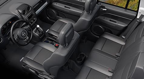 2016 Jeep Compass Adventure Seeking Suv