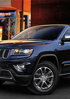 Jeep Grand Cherokee 2015 en brilliant black