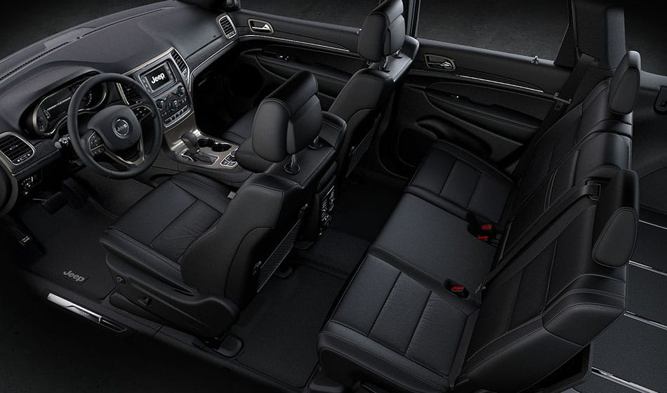 2017 Jeep Grand Cherokee Seating Capacity >> 2014 Jeep Rear Entertainment Available | Autos Post