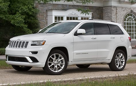 2016 jeep grand cherokee capable luxury suv. Black Bedroom Furniture Sets. Home Design Ideas