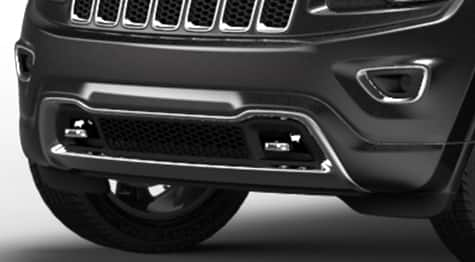 2016 Jeep Grand Cherokee Tow Hooks