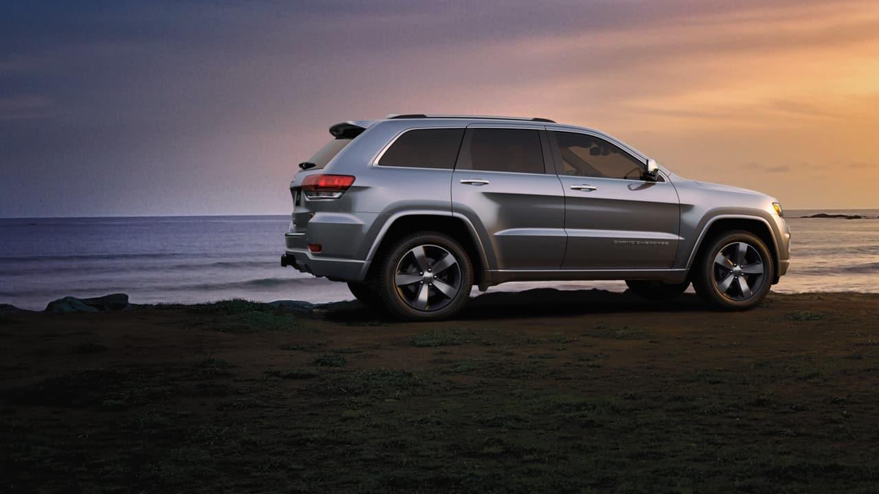 2016 Jeep Grand Cherokee - Capable Luxury SUV
