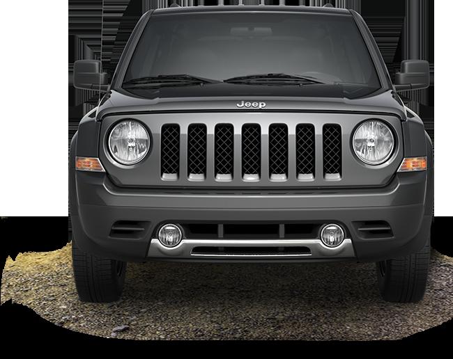 2016 jeep patriot muscular exterior features. Black Bedroom Furniture Sets. Home Design Ideas