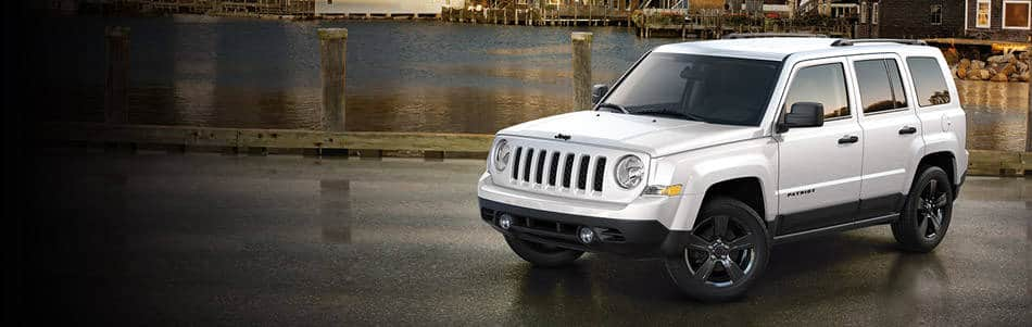 2016 Jeep Patriot Photo And Video Gallery