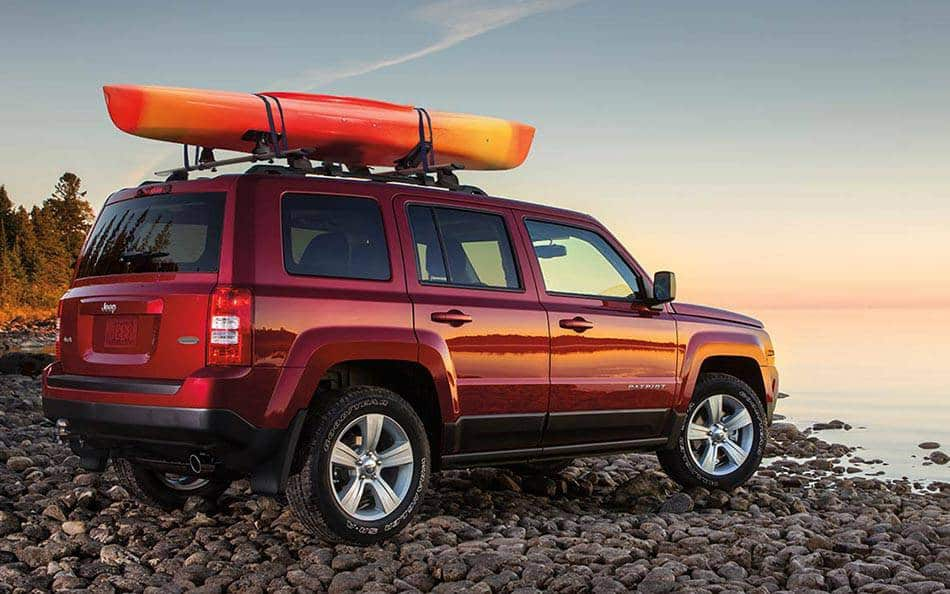 2018 Jeep Patriot Replaced With The New Compass >> Used 2016 Jeep Patriot For Sale Near Monroe La West Monroe